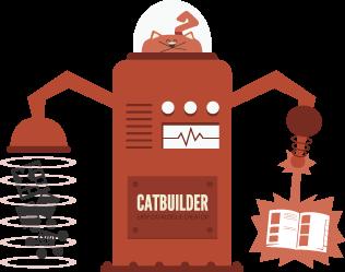 machine création de catalogue automatique